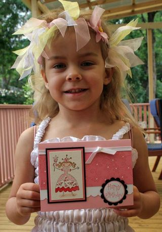 Fairy birthday with felicity